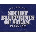 Age of Steam : Secret Blueprints of Steam Plans 1 & 2