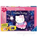 Puzzle 100 pz 3D con occhiali Hello Kitty Art. 136353