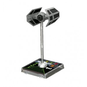 Caccia Tie Advanced: Star Wars X-Wing ITA