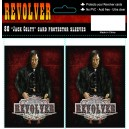 Revolver : Jack Colty card sleeves