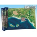 Wings of Glory Tappetino Gioco: Coast