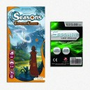 SAFEGAME Enchanted Kingdom: Seasons ITA + 100 bustine protettive