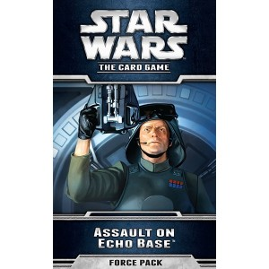Assault on Echo Base Force Pack - Star Wars: The Card Game