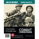 Combat Commander: Battle Pack 5 - The Fall of the West