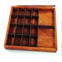 Wood Carrying/Storage Box (esp. Day of Days: Sergeants Miniatures Game)