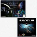 SPACE BUNDLE Eclipse + Exodus: Proxima Centauri