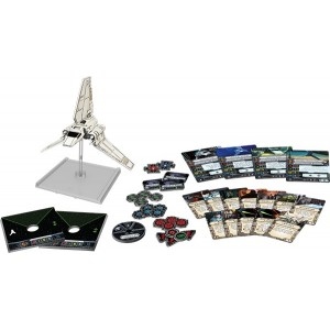 Lambda class Shuttle: X-wing expansion pack