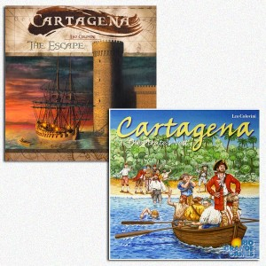 BUNDLE Cartagena + Cartagena 2