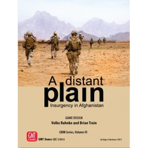 A Distant Plain (3nd printing)