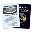 Referendum NATO - Carta promo Twilight Struggle GMT