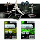 BUNDLE X-Wing terza serie + bustine apposite per X-Wing
