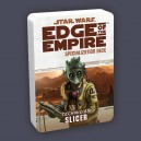 Slicer Specialization Deck: Edge of the Empire
