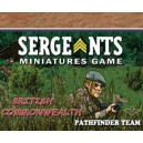 CWP Commonwealth Parachute - Pathfinder Team (esp. Day of Days: Sergeants Miniatures Game)