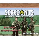 SMG - CWP Bren Team (esp. Day of Days: Sergeants Miniatures Game)