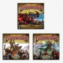 BUNDLE Warhammer: Diskwars + Hammer and Hold + Legions of Darkness
