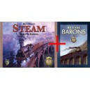 steam bundle: rail to riches+baron