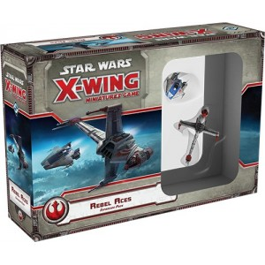 Rebel Aces: Star Wars X-Wing Expansion Pack