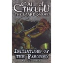 Initiations of the Favored Asylum Pack: The Call of Cthulhu LCG