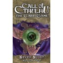 Never Night Asylum Pack: The Call of Cthulhu LCG