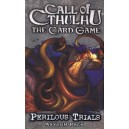 Perilous Trials Asylum Pack: The Call of Cthulhu LCG