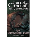 The Unspeakable Pages: The Call of Cthulhu LCG