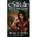 Words of Power: The Call of Cthulhu LCG
