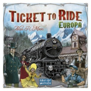 Ticket to Ride: Europa ITA