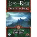 The Hills of Emyn Muil : The Lords of the Rings Nightmare deck
