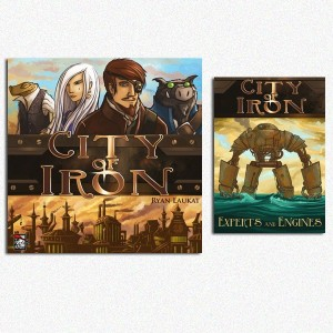 BUNDLE City of Iron + Experts and Engines