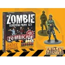 Survivor Paint Set: Zombicide