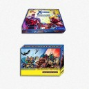 BUNDLE Marvel Dice Masters: Collector Box + Magnetic Team Box