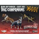 Box of Dogs Set 6: Dog Companions ITA (espansione Zombicide)