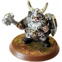 Heroscape - Migol Ironwill (Blackmoon's Siege - Wave 9)