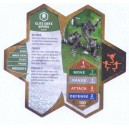 Heroscape - Elite Onyx Vipers (Original Exclusive Wal-Mart Edition)