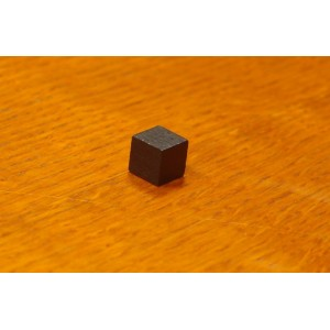 Cubetto 10mm Nero