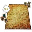 Battlemat (Sepia): Lords of War