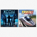 BUNDLE XCOM ITA +  Trains ENG