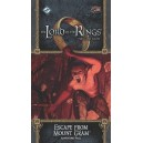 Escape from Mount Gram: The Lord of the Rings (LCG)