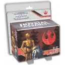 R2-D2 and C-3PO Ally Pack: Imperial Assault