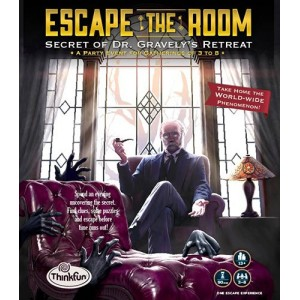 Escape the Room: Secret of Dr. Gravely's Retreat (13+)