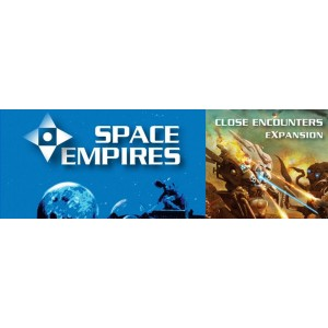BUNDLE Space Empires 4X 3rd printing + Close Encounters