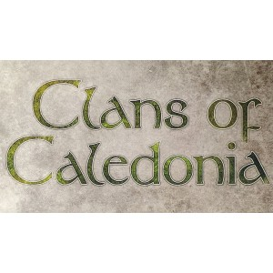 BUNDLE Clans of Caledonia + Metal Coins