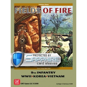 SAFEGAME Fields of Fire 2nd Ed. + bustine protettive