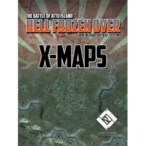 X-Maps - Lock 'n Load Tactical: Hell Frozen Over