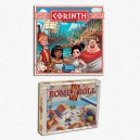 BUNDLE Corinth + Rome and Roll