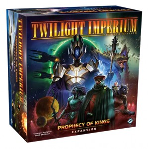 Prophecy of Kings: Twilight Imperium 4a Ed.
