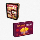 PARTY BUNDLE 2: Party Pack: Exp. Kittens ITA + Sushi Go Party ITA