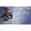 Captain America Playmat - Marvel Champions: The Card Game (Tappetino)