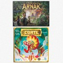 ANCIENT BUNDLE 3: Le Rovine Perdute di Arnak + Coatl