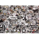 Black and White - Cobble Hill Puzzle 1000 Pz.